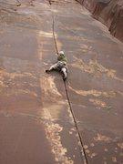 Rock Climbing Photo: Excuse Station!