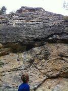 Rock Climbing Photo: start of sea bucket
