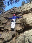 Rock Climbing Photo: Jacqueline.