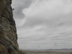 Rock Climbing Photo: Susan Peplow on I Love Animals, they taste good......