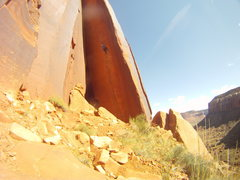 "Rock Climbing Photo: GoPro sequence shot of ""Anunnaki"", climb..."