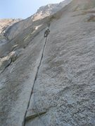Rock Climbing Photo: Yosemite Sacherer Cracker