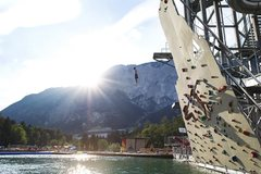 Rock Climbing Photo: Area47 Oetztal