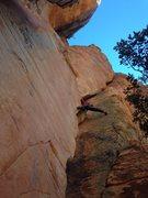 Rock Climbing Photo: Earth Angel say you'll be mine!!!