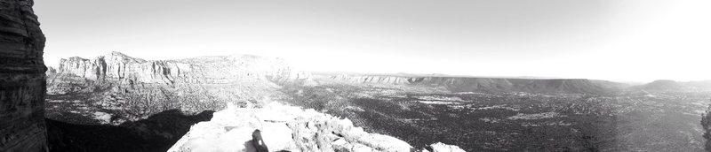 Rock Climbing Photo: Sedona is Beautiful!!!