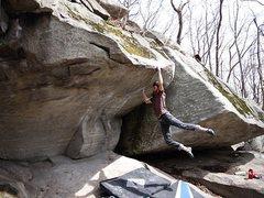 Rock Climbing Photo: Patio Roof