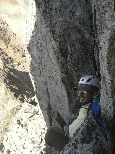Rock Climbing Photo: Toll-booth.