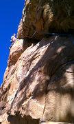 Rock Climbing Photo: Golden Showers