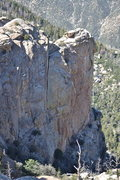 Rock Climbing Photo: East face of Neptune
