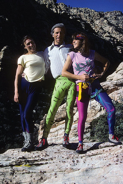 Not sure if its 70's but its Lycra...