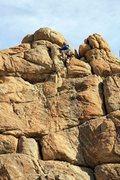 Rock Climbing Photo: climbing Locals Only at Benton Crag. Photo Credit:...