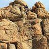climbing Locals Only at Benton Crag. Photo Credit: Dave Faustini