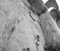 Rock Climbing Photo: Rasmussen's.