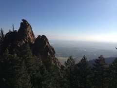 Rock Climbing Photo: Der Zerkle.