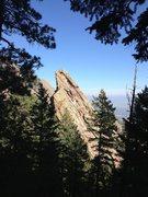 Rock Climbing Photo: Backporch.