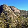 Vallecito Crags.