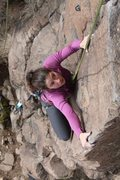Rock Climbing Photo: One from my early days on the Mesa - High Plains W...