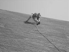 Rock Climbing Photo: Having Fun on Rain Day Women