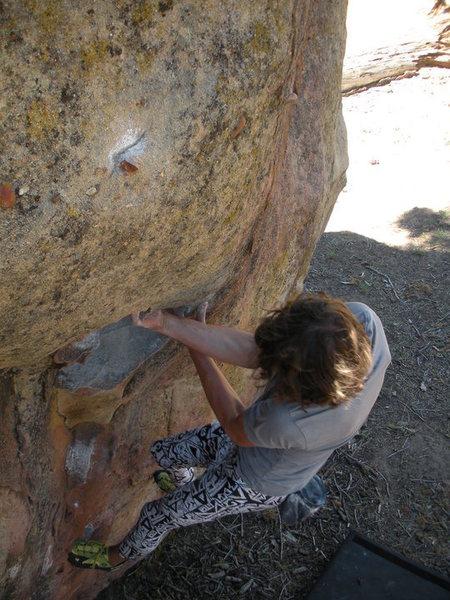 Rock Climbing Photo: Seems pretty standard to me.