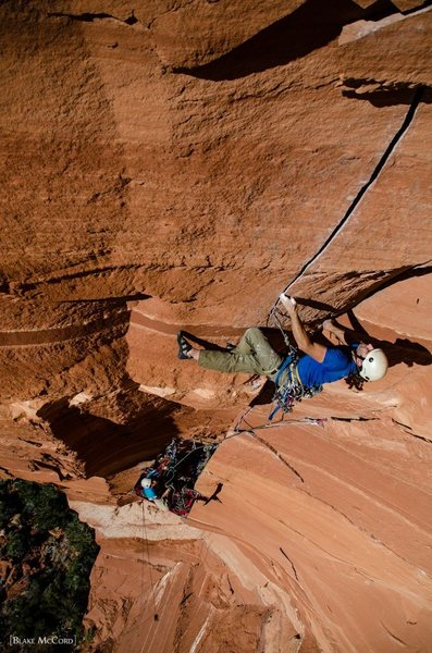 early attempts on the sedona mega-proj, 2012<br> <br> <br> photo Blake McCord