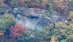 Rock Climbing Photo: Waimea from across the valley.
