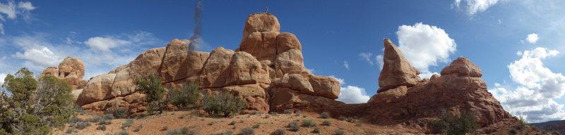 the climb side