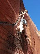 Rock Climbing Photo: yin and yang, calico
