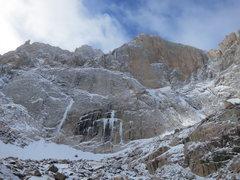 Rock Climbing Photo: 10-15-13.