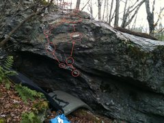 Rock Climbing Photo: Eastern Equine Encephalitis