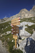 Rock Climbing Photo: Choose your own adventure!