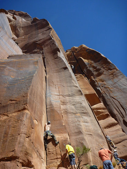 Ryan leading up Unnamed 5.9