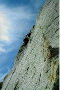 Rock Climbing Photo: Having fun on Papa Woolsey