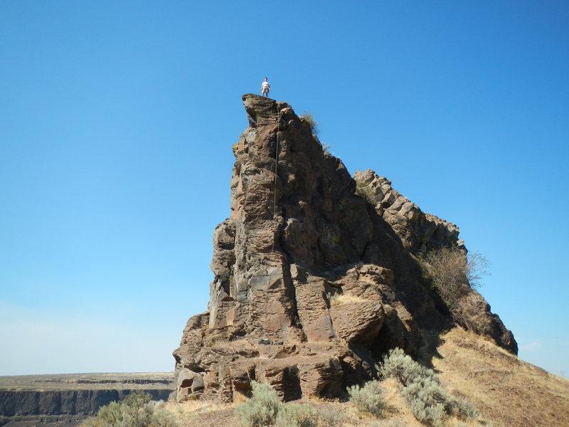 Rock Climbing Photo: Vantage, WA