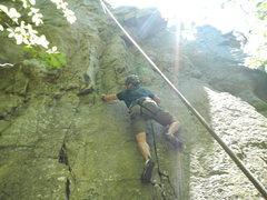 Rock Climbing Photo: Hidden