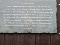 Rock Climbing Photo: Stonethwaith hamlet
