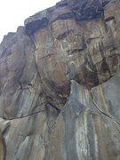 Rock Climbing Photo: Steep and beautiful!