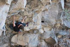 Rock Climbing Photo: Soul Power