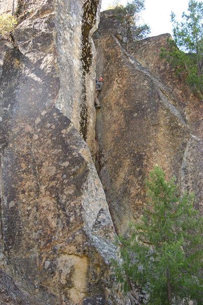 Rock Climbing Photo: YAR!
