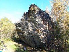Rock Climbing Photo: Big Boulder 1