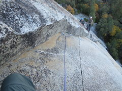 Rock Climbing Photo: Fun start to p3