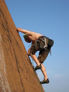 Rock Climbing Photo: Drill Wavin' New Haven