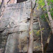 Rock Climbing Photo: Burning Calves