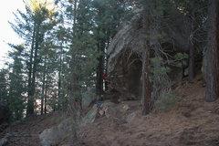 Rock Climbing Photo: Post break. STILL GOES!!