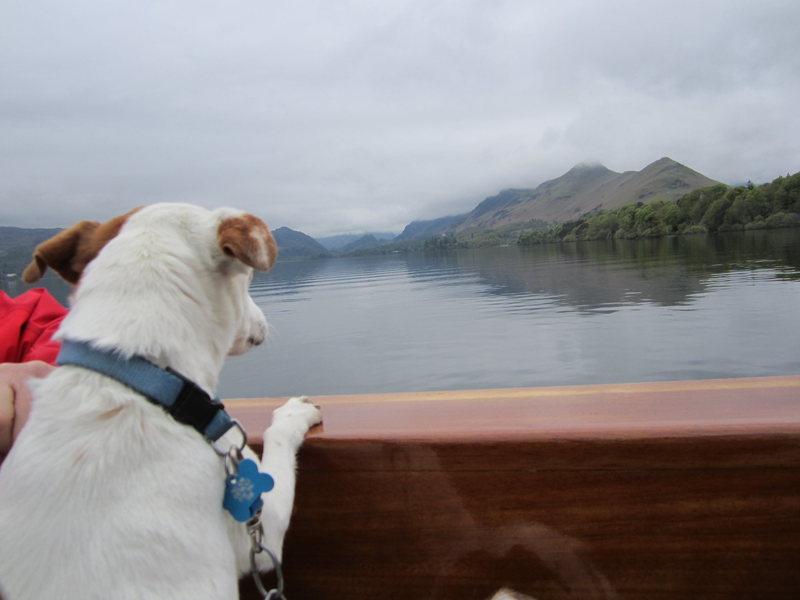 Rock Climbing Photo: Boat trip .. Derwentwater UK