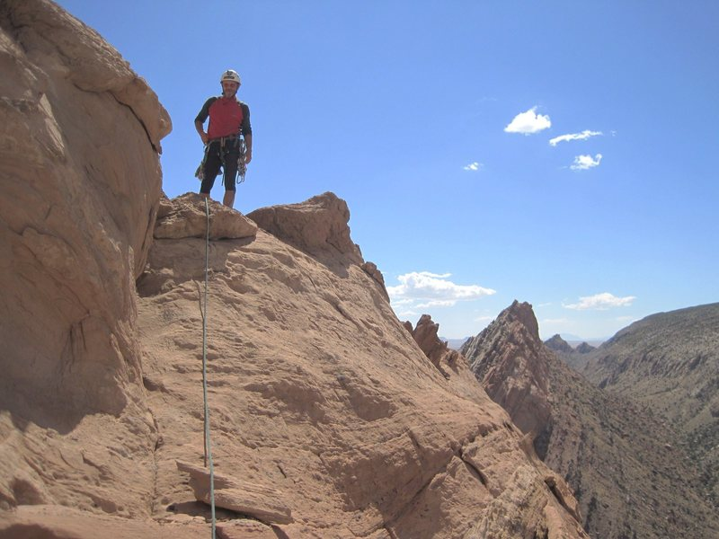 Rock Climbing Photo: Eastern Reef .. The Sandstone Alps