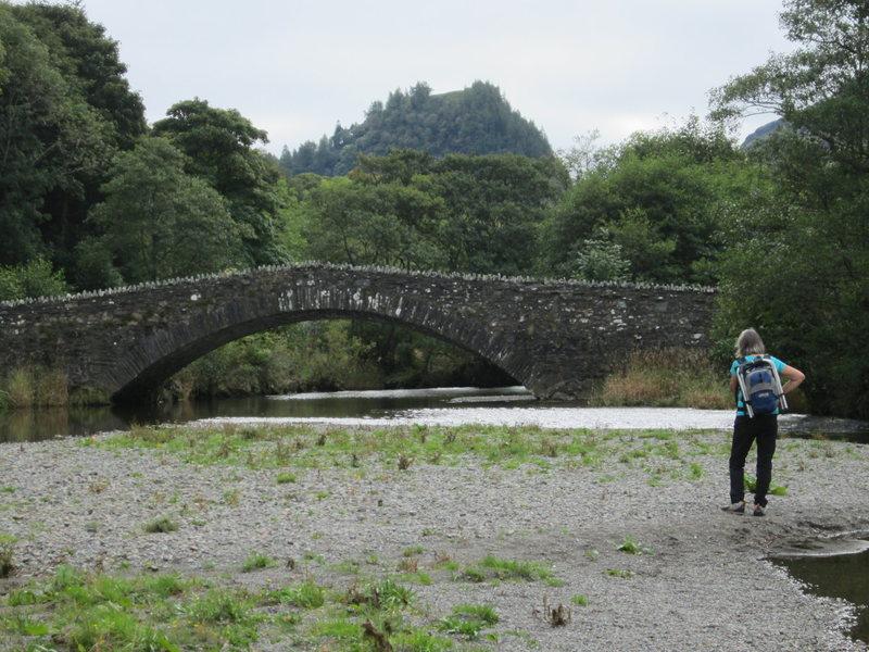 Rock Climbing Photo: Grange Bridge