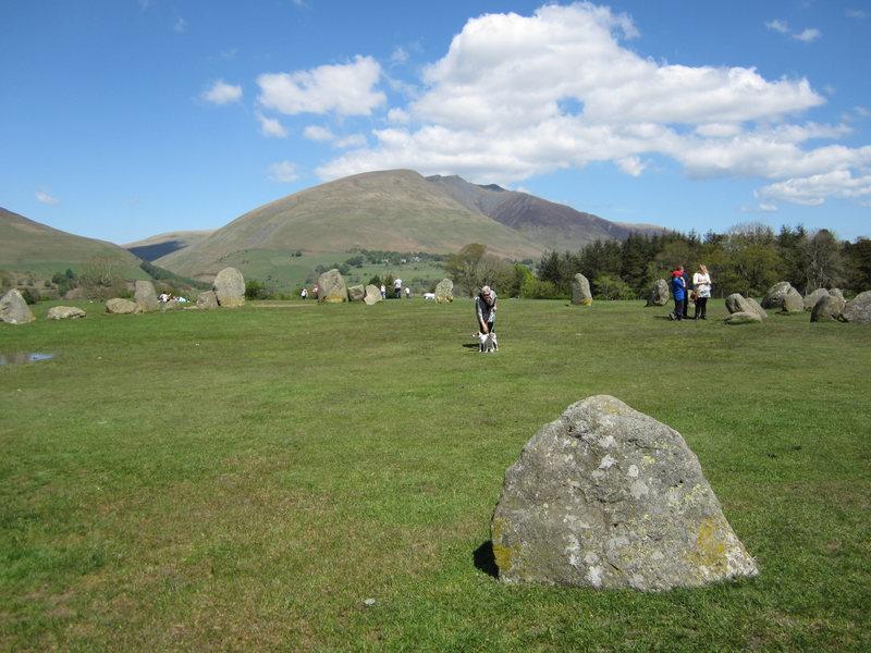 Rock Climbing Photo: Stone circle