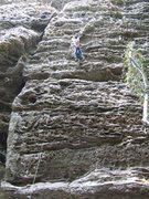 Rock Climbing Photo: climbing Far From God