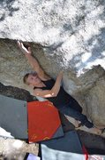 Rock Climbing Photo: Twisted Dihedral