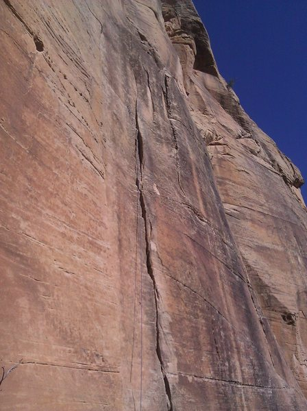Rock Climbing Photo: another view of SS